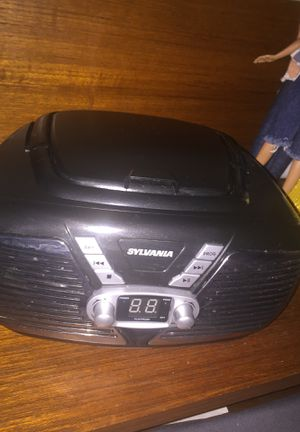 CD Player and radio for Sale in Phoenix, AZ