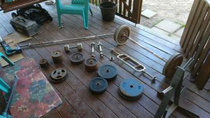 Weight set for Sale in Nashville, TN