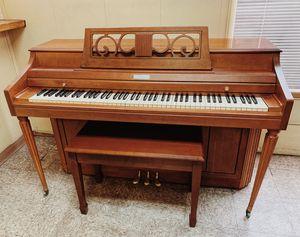 """Wurlitzer"" sweet and petite rare studio piano/Include delivery! for Sale in Torrance, CA"