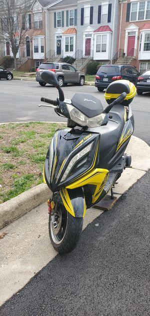 TAOTAO 2016 Motorbike 140 speed for Sale in Dumfries, VA