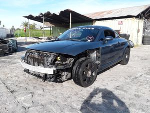 2005 AUDI TT 1.8TURBO 2WD AUTOMATIC FOR PARTS for Sale in Irwindale, CA