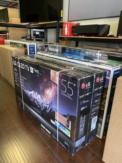 55 INCH LG OLED C9 SMART 4K TVS HDMI 2.1 for Sale in Los Angeles,  CA