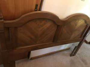 Bedroom set double 5 piece. for Sale in Homestead, PA