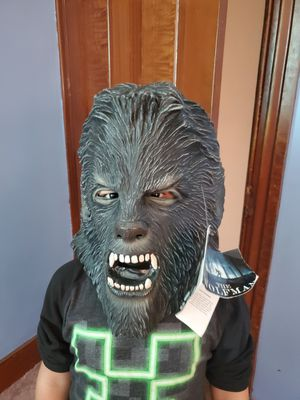 Wolf mask for Sale in Reading, PA