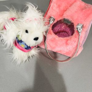 Dog toy and pink bag for dog for Sale in Fort Lauderdale, FL