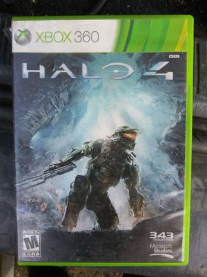 XBOX 360 game. HALO 4 for Sale in Phillips Ranch, CA