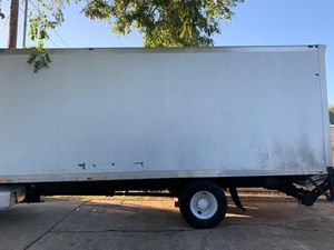 Van Truck Body (Box only) for Sale in Irving, TX