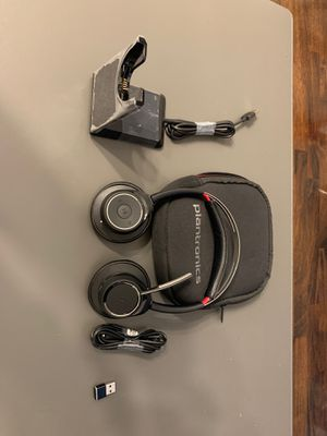 Plantronics Voyager Focus UC Wireless Headphones for Sale in Spring, TX