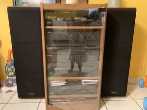 Technics Audio System for Sale in Miami, FL