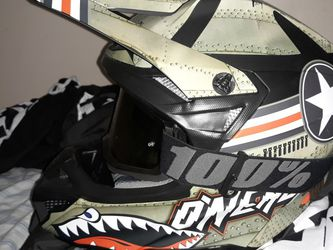O'Neal Dirtbike Helmet XL for Sale in Tacoma,  WA