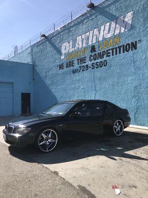 750li BMW for Sale in Los Angeles, CA