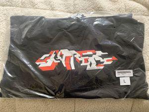 Supreme Delta Logo Hoodie Black Large for Sale in Greenwood Village, CO