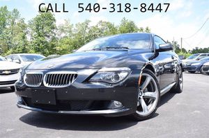2008 BMW 6 Series for Sale in Stafford, VA