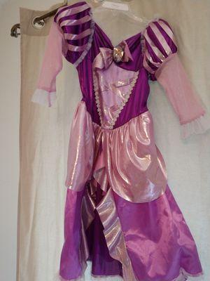Halloween Rapunzel, Disney tangled costume for Sale in Austin, TX