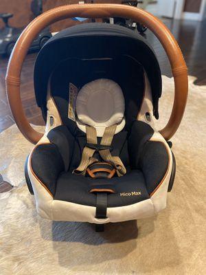 Rachel Zoe x Quinny stroller and Mico Max car seat for Sale in Dallas, TX