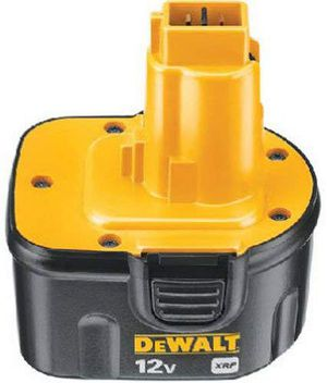 DeWalt battery 12v xrp for Sale in Garfield, NJ