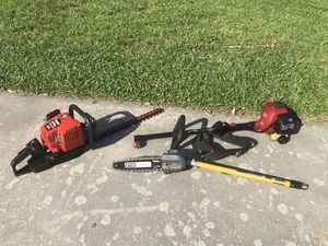 Yard / Landscape Gas Power Tools - Handyman Special for Sale in Tampa, FL