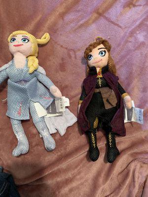 Frozen ll Anna & Elsa Dolls for Sale in Clayton, NC