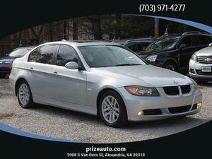 2007 BMW 3 Series for Sale in Alexandria, VA