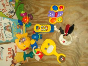Baby toys for Sale in Deville, LA