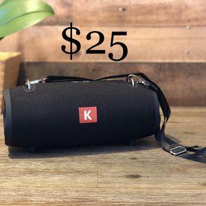 KEUS Bluetooth Wireless Rechargeable Speaker 🔊 for Sale in Montebello, CA