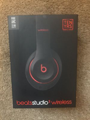 Beats Studio 3 Wireless for Sale in Oregon City, OR