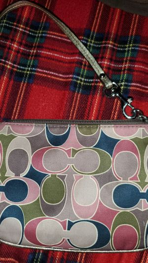 Coach wristlet for Sale in Perryville, MD