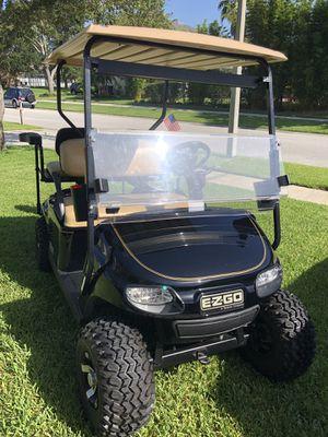 2015 EZGO TXT 48 Golf Cart 5500 obo for Sale in Oldsmar, FL