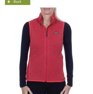Patagonia women's vest size large for Sale in San Diego, CA
