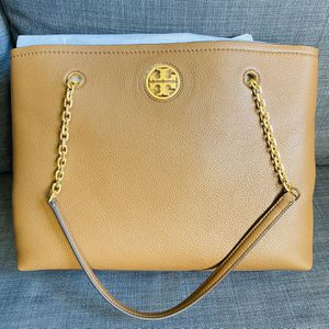 Tory Burch Leather Bag Tote for Sale in Cicero, IL