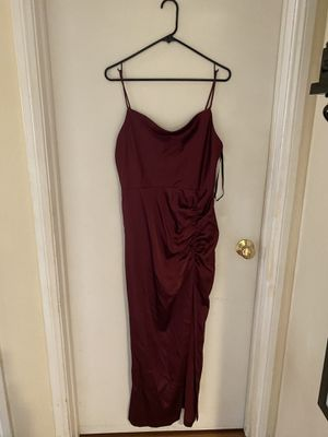Lady In Red Dress for Sale in La Verne, CA