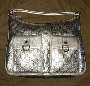 Silver Gucci Bag for Sale in Austin, TX