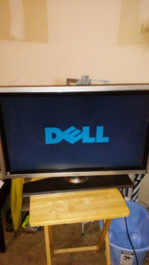 """32"""" Dell monitor. Make offer ? for Sale in Austin, TX"""