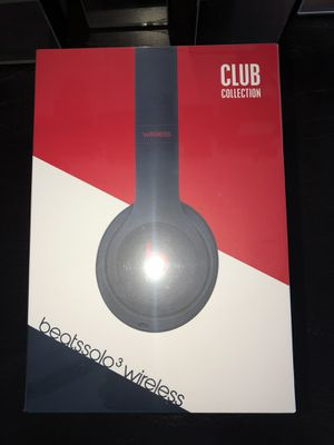 Beats by Dr. Dre Solo3 Club Collection On Ear Wireless Headphones - Club Navy for Sale in Hollywood, FL