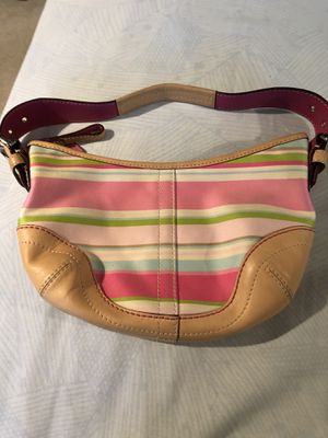 Coach purse, barely used. Great condition. for Sale in Severn, MD