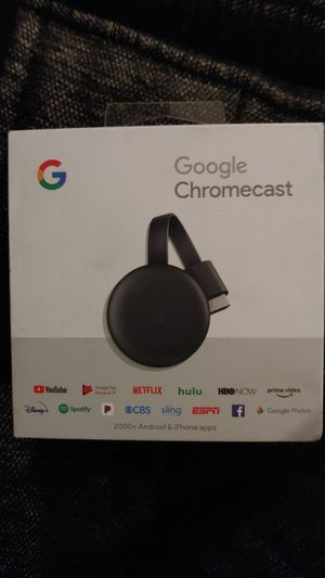 Google chromecast for Sale in Rome, NY