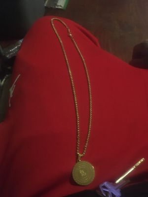10k Gold plated chain for 35 for Sale in San Antonio, TX