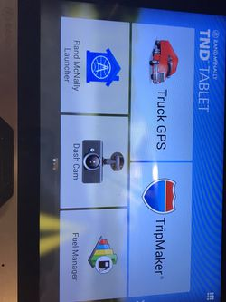 Rand McNally T80 for Sale in Keller,  TX