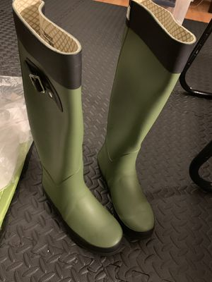 Rain boot women size 7 for Sale in New York, NY