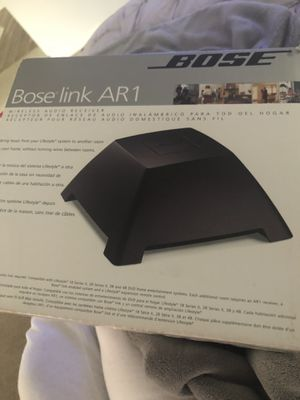 Bose link AR1 New Wireless Audio Receiver for Sale in Mableton, GA
