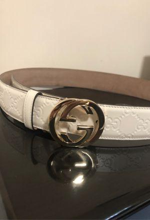 Gucci belt for Sale in Bailey's Crossroads, VA