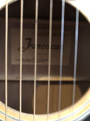 Francisca acoustic guitar for Sale in Fresno, CA