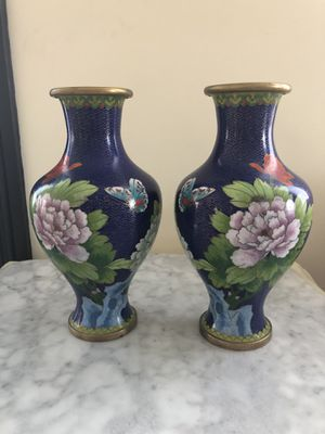 2 flower vase for Sale in Los Angeles, CA