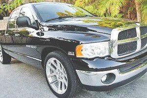 Low Mileage 2005 Dodge Ram 1500 for Sale in Garden Grove, CA