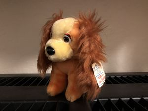Lady and the Tramp Stuffed Animal Plushie Disney for Sale in Gilbert, AZ