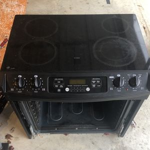 FREE Parts - Hollowell Floating Cooktop-Oven for Sale in Denton, TX