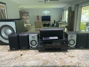 Denon AV surround sound receiver AVR 3806 for Sale in St. Petersburg, FL