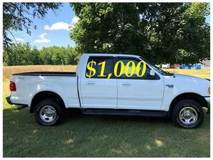 🔑📗🔑$1,OOO For Sale URGENT 2OO2 Ford F-15O CLEAN TITLE🔑📗🔑 for Sale in Washington, DC