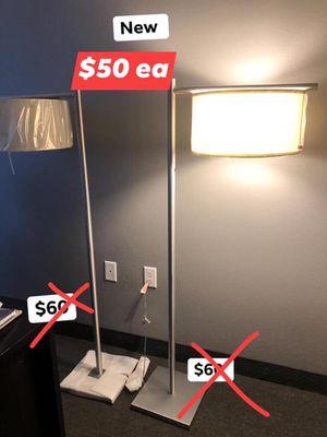New floor lamps for Sale in Las Vegas, NV