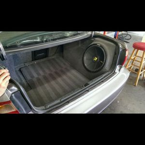 Subwoofer & Amplifier for Sale in San Diego, CA